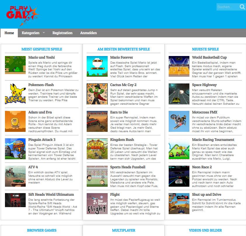 kostenlose spiele spielen gratis games zocken free flash