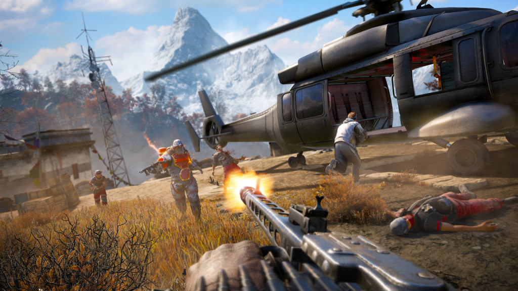 cheats, tipps und tricks far-cry-4