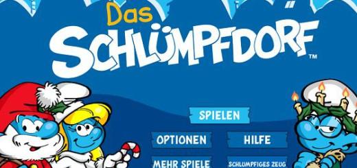 Das-Schlumpfdorf-Smurfs-Village-titelbild