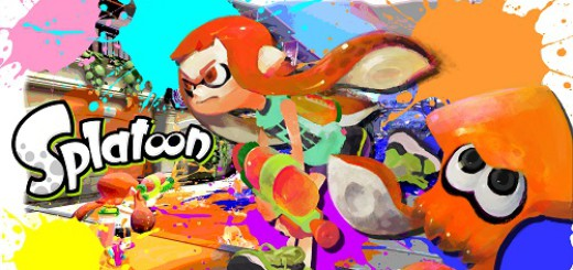 Splatoon-titelbild