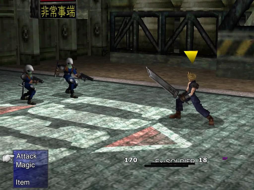Tipps und Tricks zu Final Fantasy 7 PS4