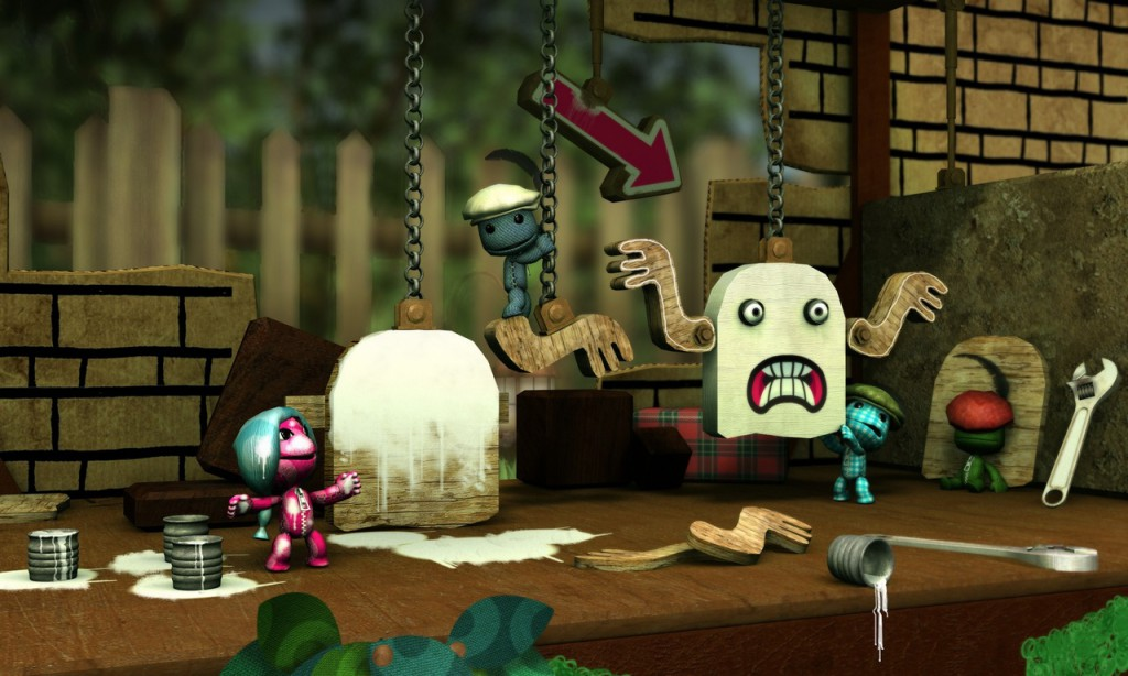 little big planet schmücken