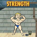 strength fallout perk liste