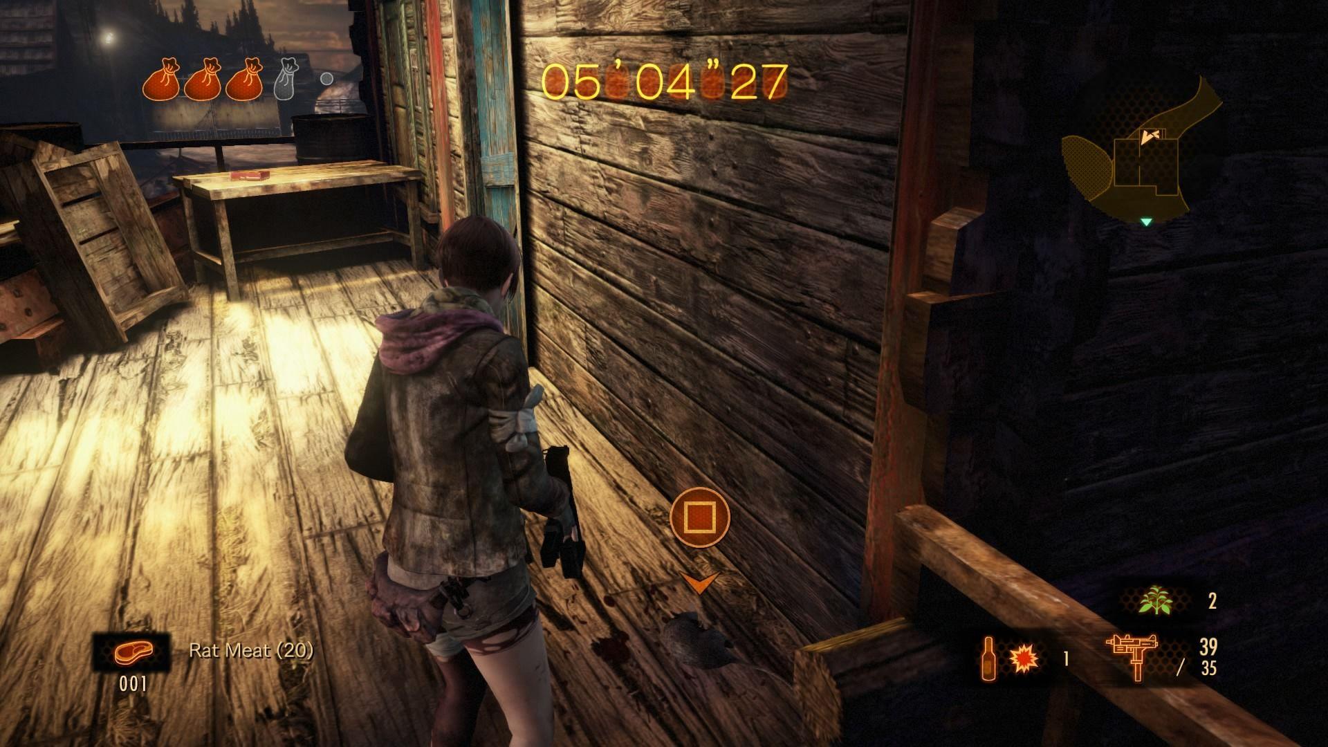 cheats, tipps und tricks resident-evil-revelations-2 ratte