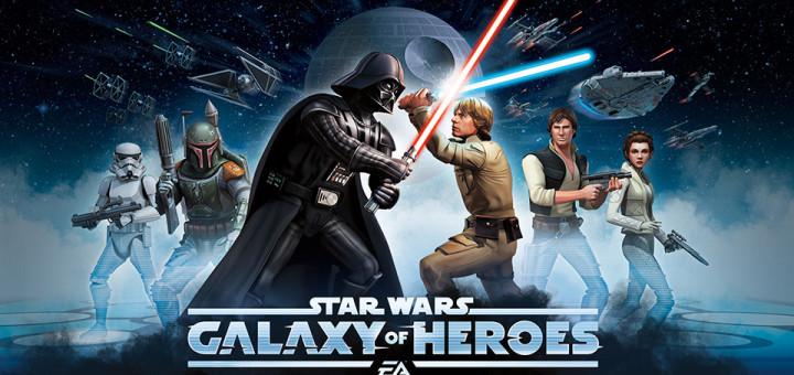 cheats, tipps und tricks star-wars-galaxy-of-heroes android ios iphone samsung galaxy