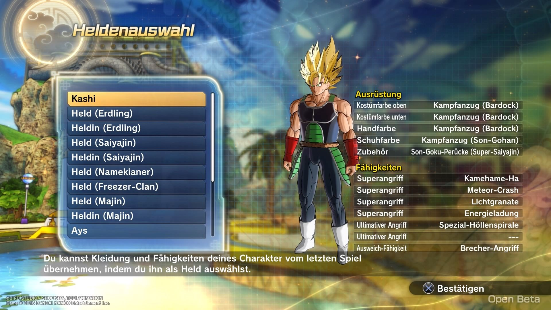 Dragon ball xenoverse 2 unlimited attribute points